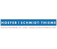 Insolvenzverwalter Kanzlei Hoefer Schmidt Thieme