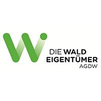 Logo AGDW - Die Waldeigentümer