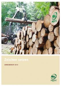 PEFC Jahresbericht 2010