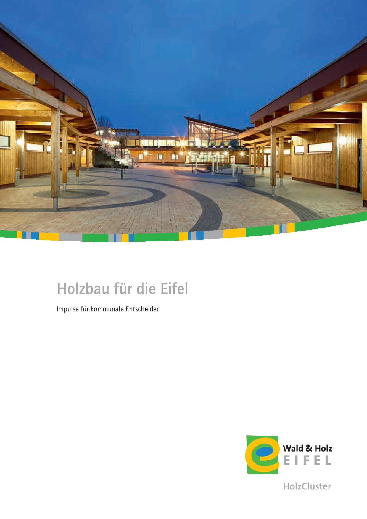 Holzbau für die Eifel - PDF