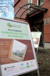 Passantenstopper HolzProKlima